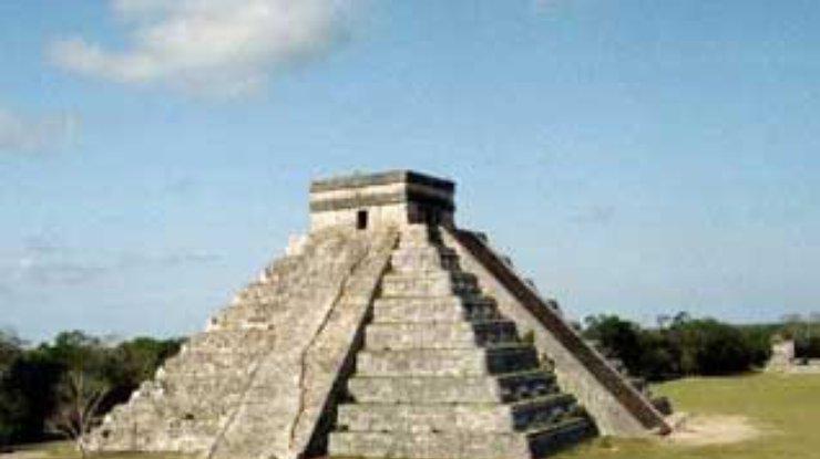 Секс в цивилизации майя