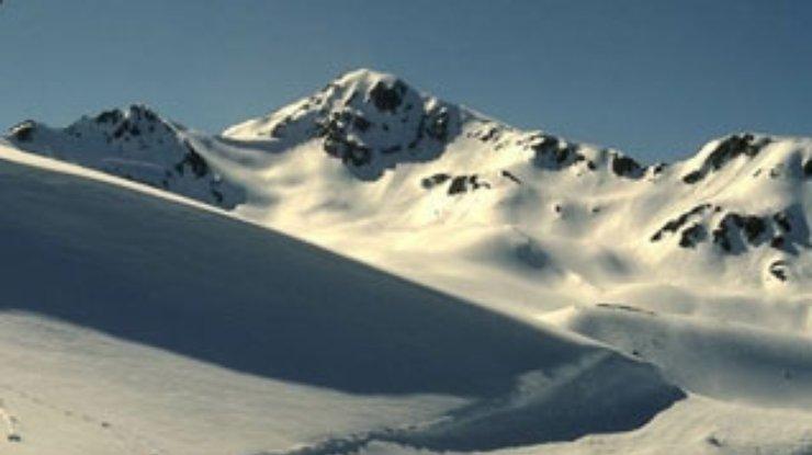 Транс антарктические горы