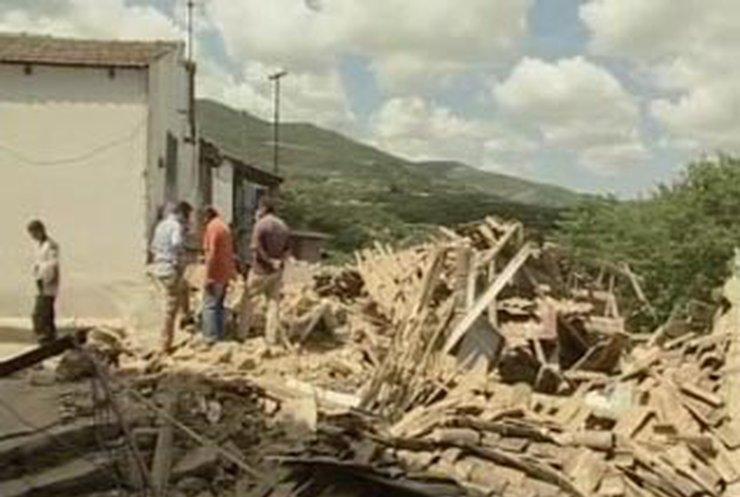 Греческие деревни эвакуируют из-за угрозы землетрясений
