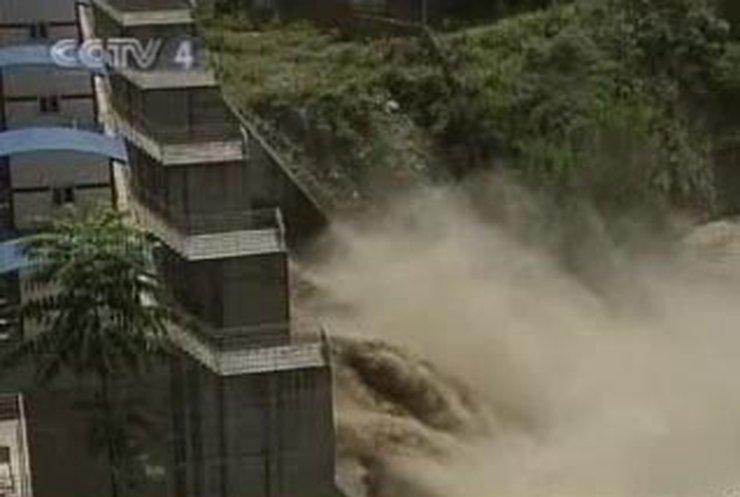 Китайцам больше не угрожает озеро, образовавшееся от землетрясения