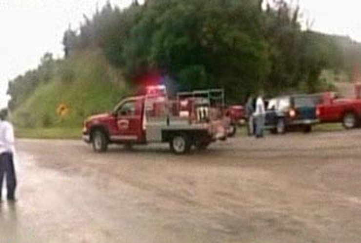 Торнадо обрушился на лагерь бойскаутов в США