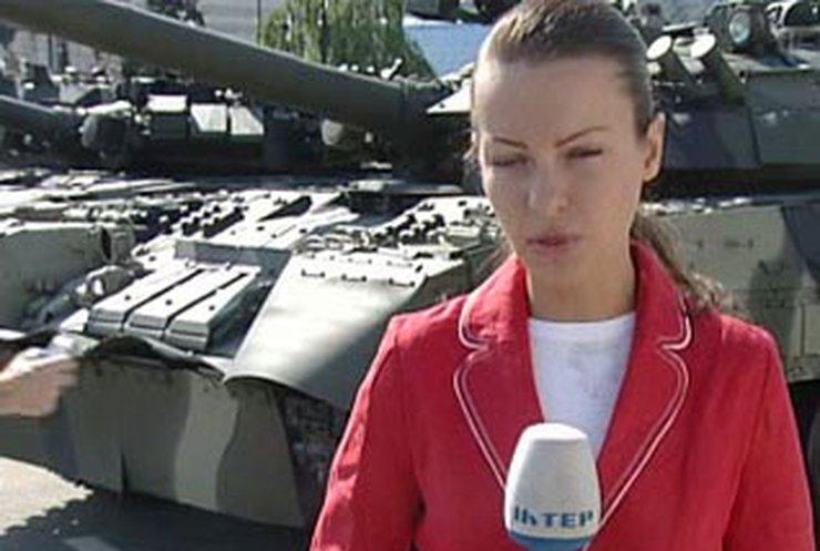 В Москве проходит международная выставка вооружений