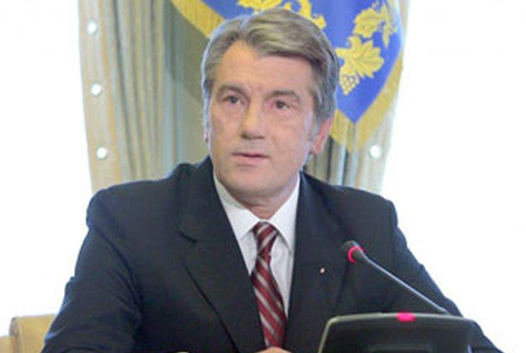Ющенко: Коалиция БЮТ и ПР начала оформляться де-юре