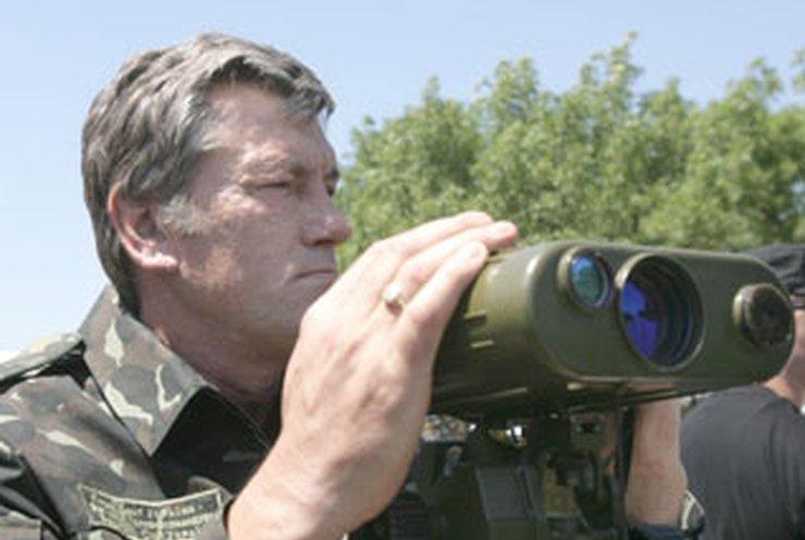 Ющенко не подпишет бюджет Тимошенко