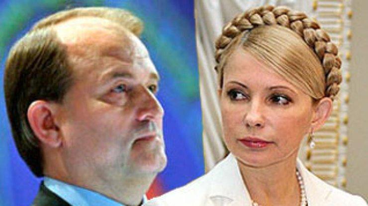 Картинки по запросу Медведчук и Тимошенко - фото