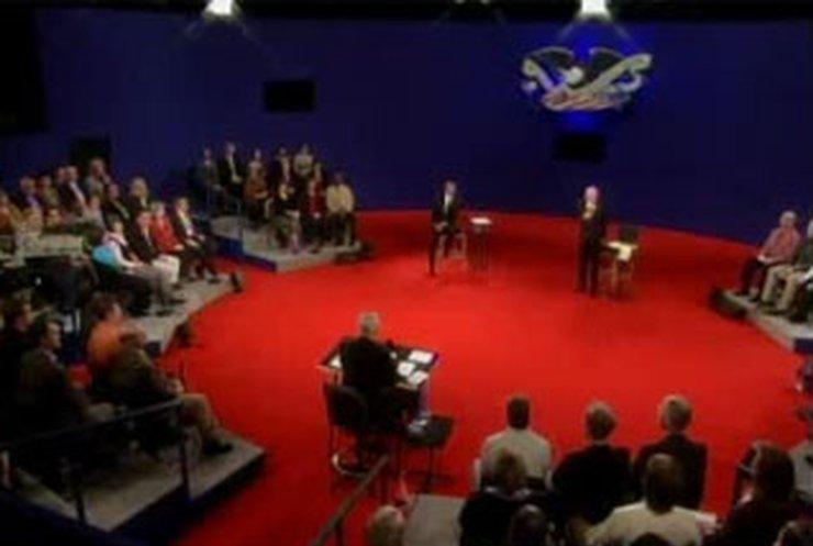 """Выборы США: Рейтинг """"ляпов"""" на теледебатах"""