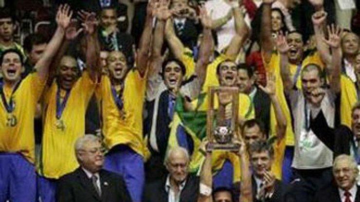Бразилия- испания мини- футбол чм 2008