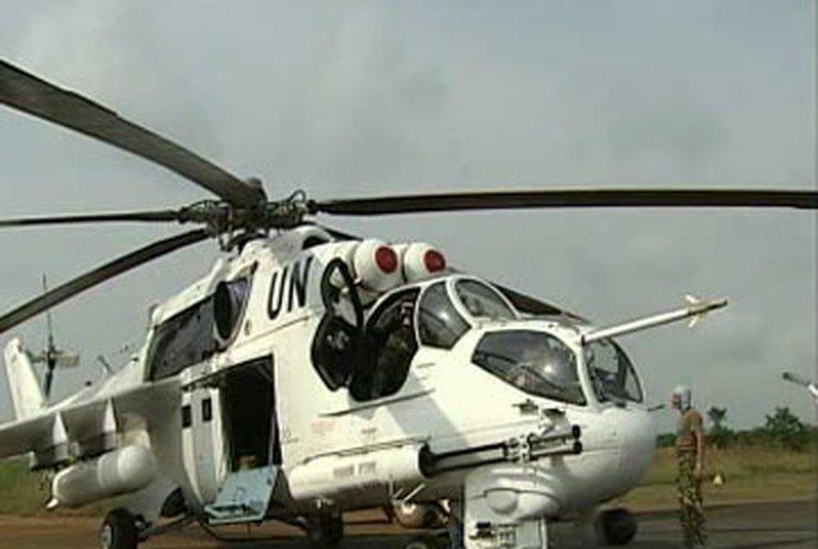 Из Африки возвращаются украинские пилоты