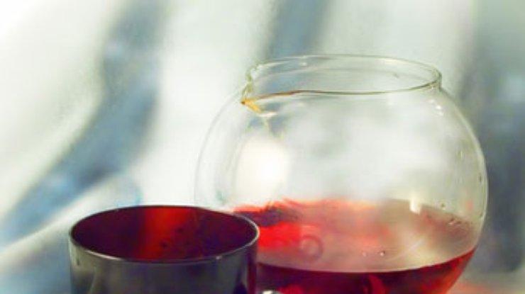 китайский чай понижающий давление