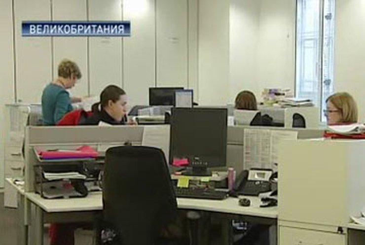 Великобританию захлестнула волна безработицы