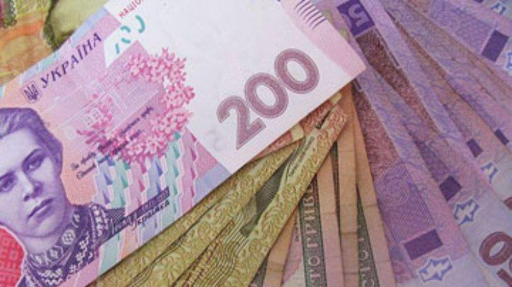 Внешний долг украины превысил 117 миллиардов долларов