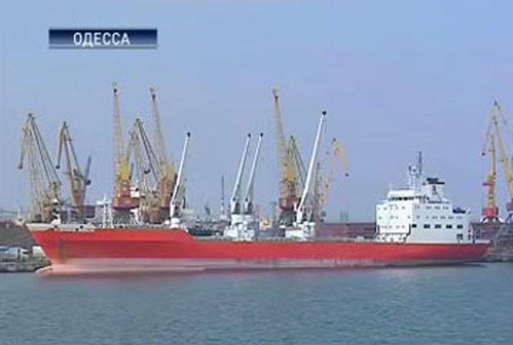 Украинские моряки арестованы в Турции