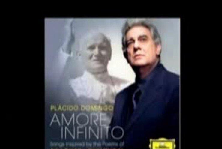 Папа Римский написал песни для Пласидо Доминго