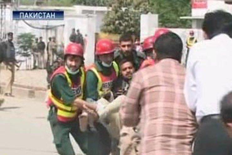 Талибы признали ответственность за нападение на академию