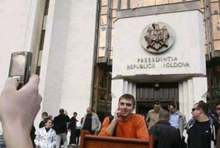 В Одессе за беспорядки в Кишиневе задержаны двое граждан Молдовы