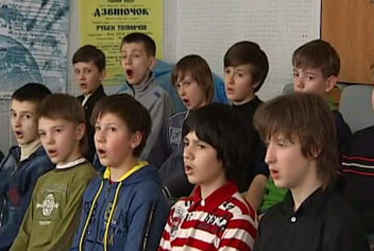 В Киеве прошел гала-концерт первой пасхальной хоровой ассамблеи