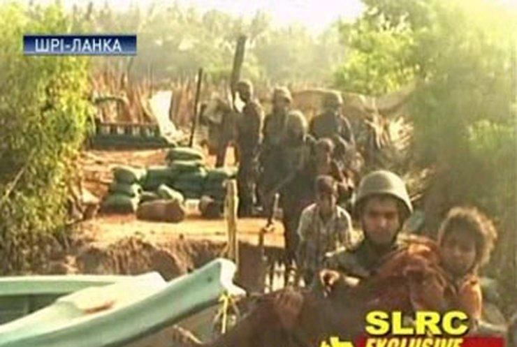 Красный крест заявил о гуманитарной катастрофе в Шри-Ланке