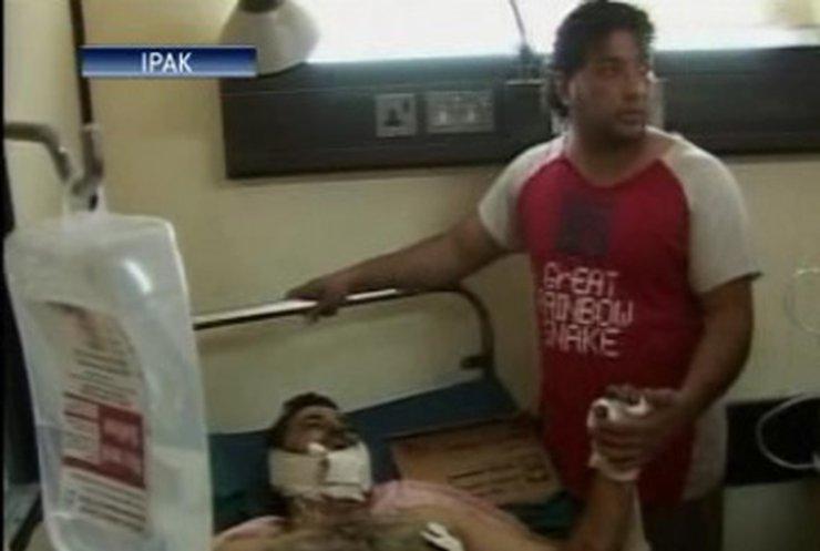 Число жертв взрыва у мечети в Багдаде выросло до 60 человек