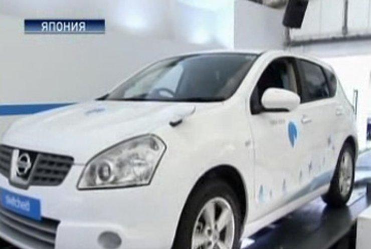 Японцы разработали заправку для электромобилей