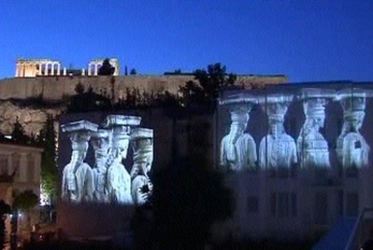В Афинах открылся новый музей Акрополя