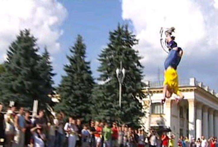 В Киеве завершился первый фестиваль по бокингу