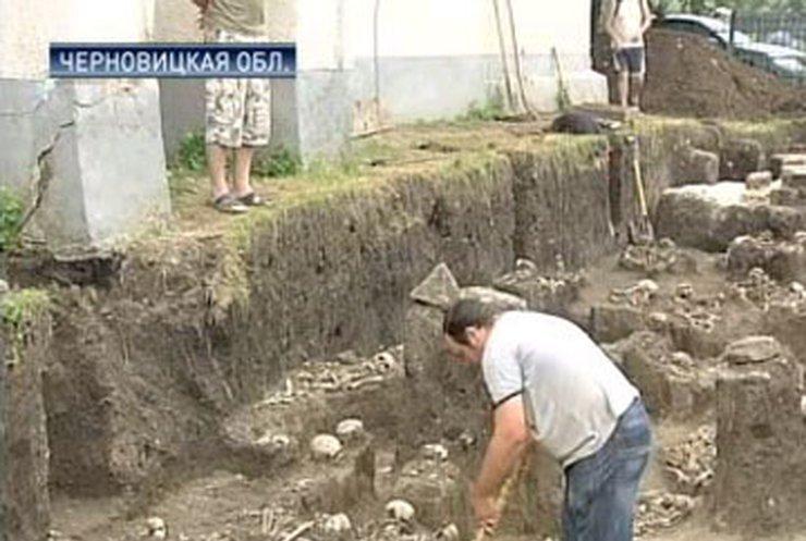 Археологи доказали: Черновцам минимум 1800 лет