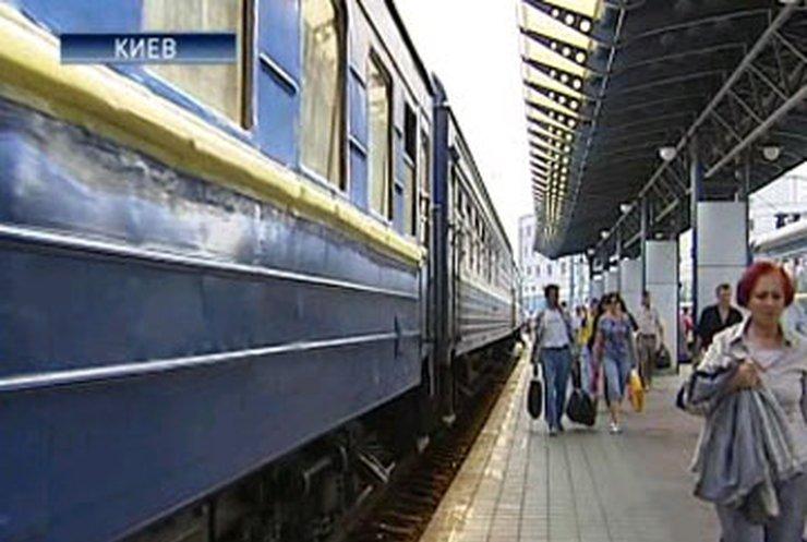 Летом участились кражи в поездах