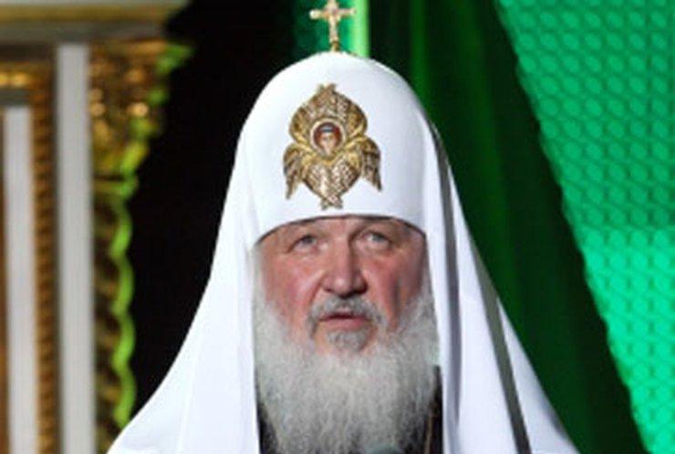 Глава РПЦ: Стремление к единению не иссякло у православных Украины
