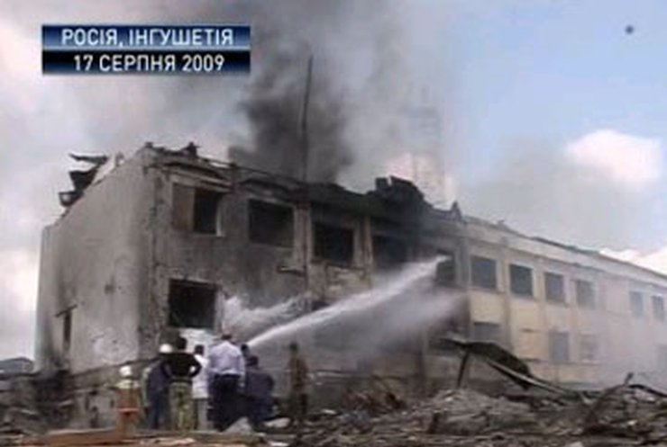 Количество погибших при теракте в Назрани достигло 21 человека