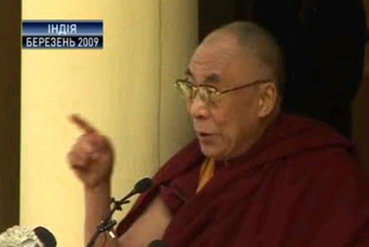 Далай-ламе разрешили приехать на Тайвань