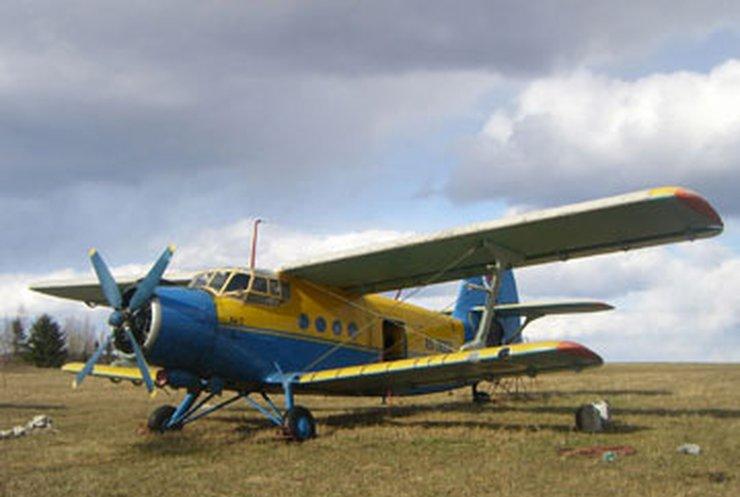 На Кировоградщине разбился самолет Ан-2