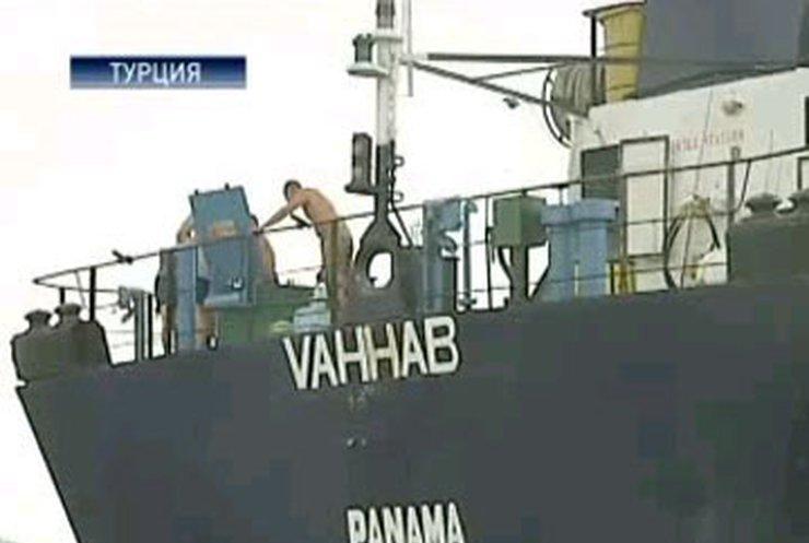 """Экипажу судна """"Ваххаб"""" пообещали отдать часть зарплаты"""