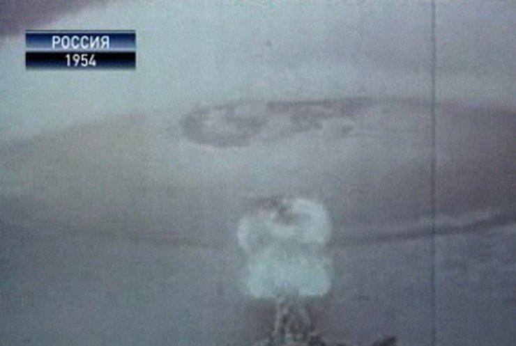 55 лет назад Жуков проверил ядерное оружие на людях