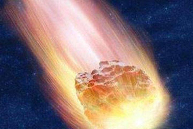В воронке от упавшего в Латвии метеорита высокая радиация