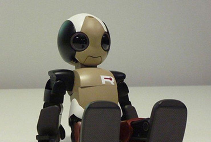 Японцы показали прыгающего андроида