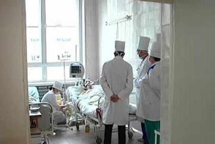 """Хроника """"свиного"""" гриппа в Украине"""