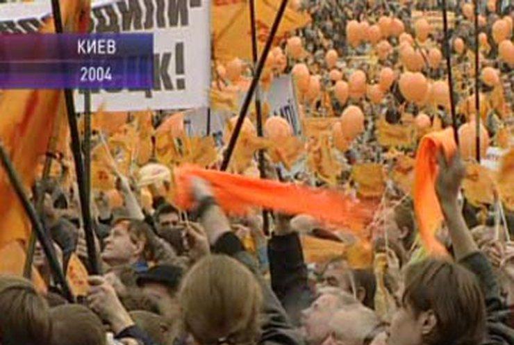 Кто устроил Оранжевую революцию?