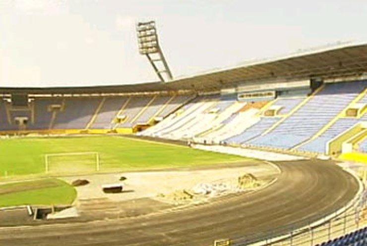 Новым стадионом в Харькове довольны и премьер, и директор Евро-2012