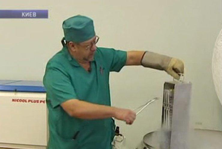 В Украине появился реестр доноров костного мозга