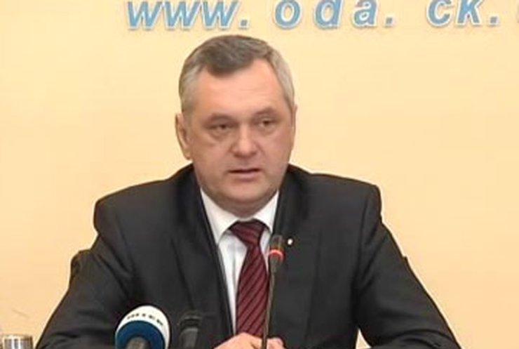 Из-за Шевченко лишился должности черкасский губернатор