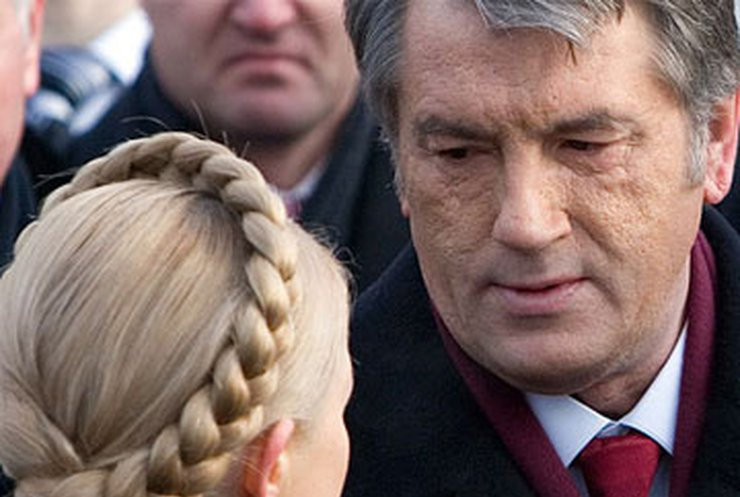 Ющенко не будет объединяться с Тимошенко: Это она сдала экономику