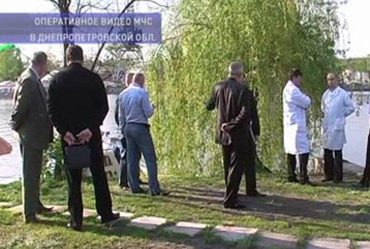 В Днепропетровской области во время отдыха на реке погибли 4 человека