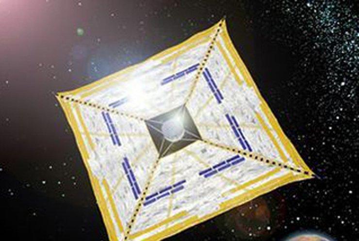 Япония отправила к Венере спутник с солнечным парусом