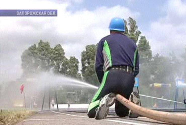 Финишировал Чемпионат Украины по пожарно-прикладному спорту