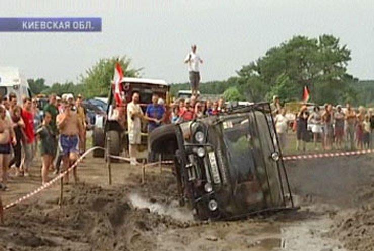 В Киевской области прошёл фестиваль джипперов