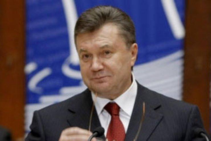 """Янукович рассказал ООН о """"существенном прогрессе"""" Украины"""