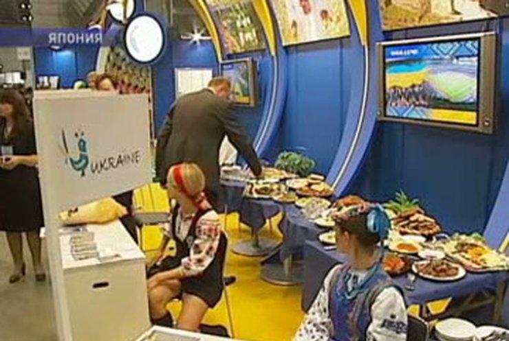 Украина блеснула на крупнейшей туристической выставке в Японии