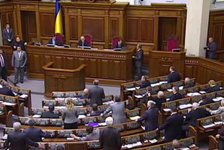 Рада обновила закон о Кабмине: Премьера назначает президент