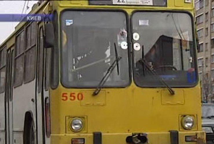 Киевскому троллейбусу исполняется 75 лет