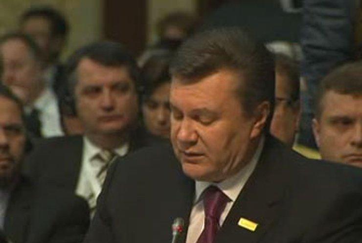 В Астане открылся саммит ОБСЕ